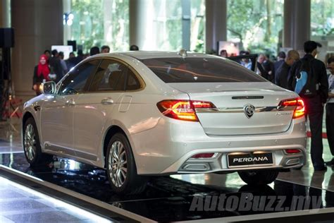 Proton Perdana by 2016 Proton Perdana Officially Launched In Malaysia Costs