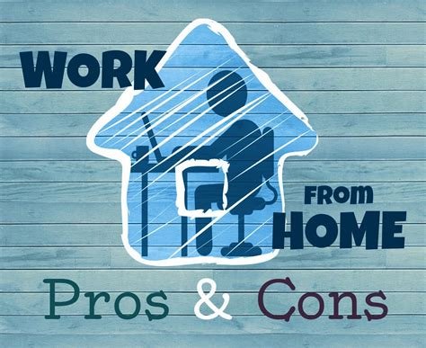 pros and cons of working from home work from home the pros and cons pfg hr recruitment