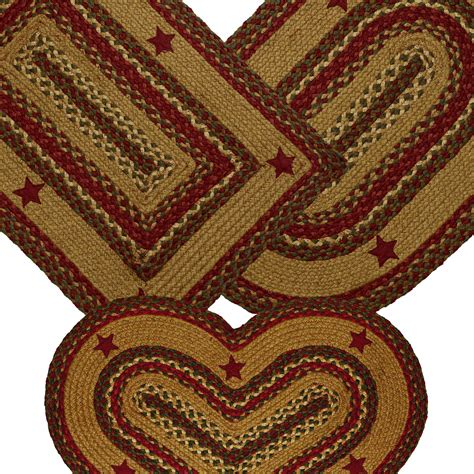 Country Style Braided Rugs  Rugs Ideas