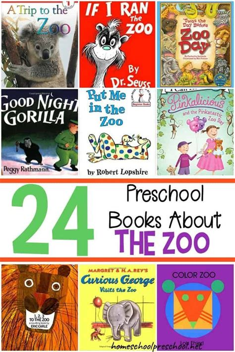 24 of our most favorite preschool zoo books projects to 535 | 12a999164109aecf9e82813e55a8ba3d