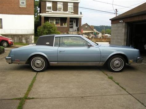 85 Buick Riviera by 85 Side Buick Riviera