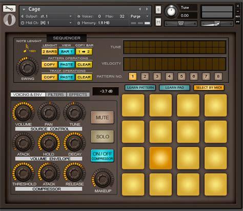 kvr soulviasound releases skrum drums  kontakt