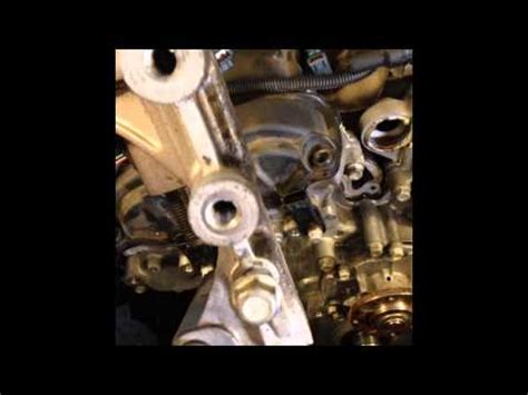 cadillac srx  timing chain youtube