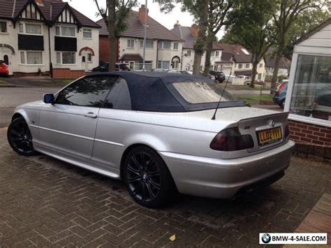 Bmw 325i Convertible For Sale by 2002 Sports Convertible 325 For Sale In United Kingdom