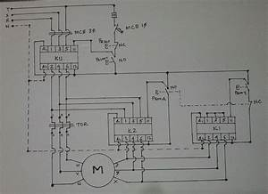 6af9b 3 Star Delta Starter Control Wiring Diagram
