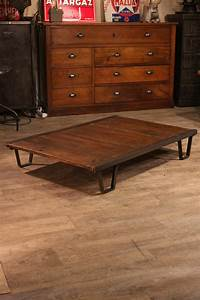 table basse palette sncf ancienne deco pinterest With photo table basse palette
