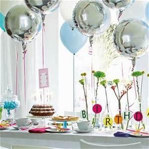 Tischdeko Geburtstag Basteln : tischdeko selber machen mit diesen ideen ~ Eleganceandgraceweddings.com Haus und Dekorationen