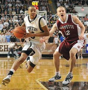 Lehigh men's basketball team takes off with Brandon Alston ...