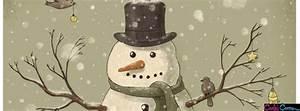 Titelbilder Facebook Ideen : christmas snowman facebook covers facebook covers ~ Lizthompson.info Haus und Dekorationen