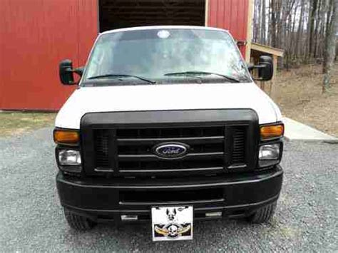 ford e series 2008 4 g owners manual find used 2008 ford e250 quigley 4x4 van white 5 4 v8 auto ac pw pl amfm cd custom in