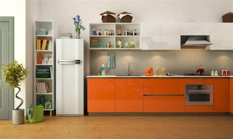 cuisine couleur orange cuisine orange 50 idées d 39 aménagement stimulantes