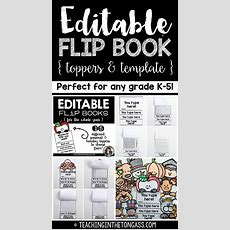 Blank Flipbook Templates  New Years Activities 2019 Flip Book & More  Christmas Teaching Ideas
