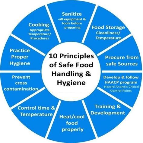 What are some principles everyone should know about food ...