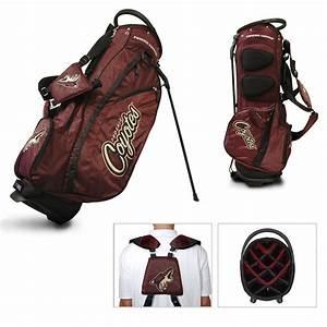 Arizona Coyotes NHL Golf Stand Bag