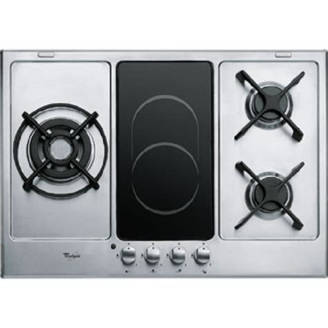 whirlpool electric hobs hobs stoves ovens whirlpool 75cm gas electric hob for sale in gauteng id 220547950