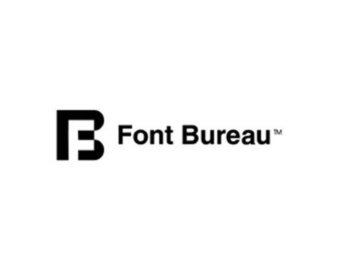 font bureau fonts images