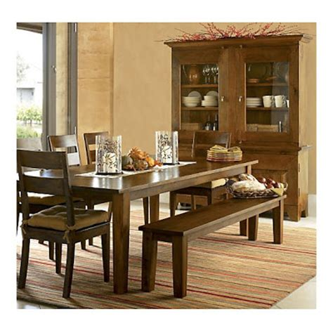 dining table crate barrel basque dining table
