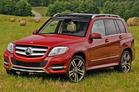 Used 2014 Mercedes-benz Glk-class For Sale