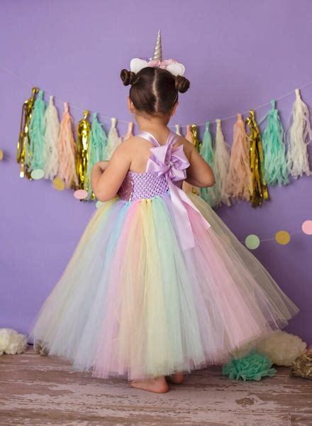 unicorn tutu unicorn birthday dress girls unicorn