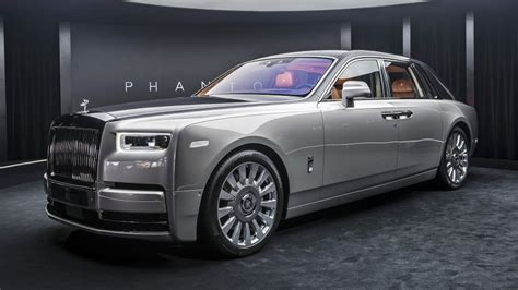 2018 Rollsroyce Phantom Viii First Look  It's All New