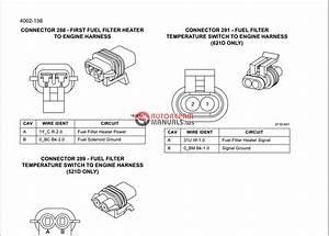 Case Loader 621d Service Manual