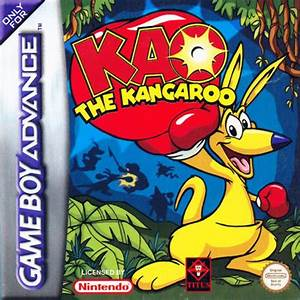 Kao The Kangaroo Erocket Rom