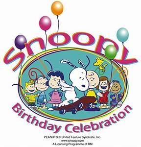 Snoopy's Birthday Celebration