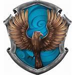 Ravenclaw Hogwarts Houses Potter Harry Ravenclaws Crests