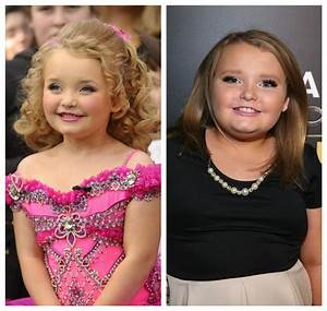 See the Cast of 'Here Comes Honey Boo Boo' — Then and Now ...