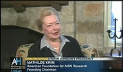 Dr. Mathilde Krim, crusader against AIDS and Kings Point ...