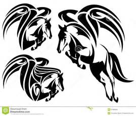 pegasus design pegasus vector design stock photography image 37930052