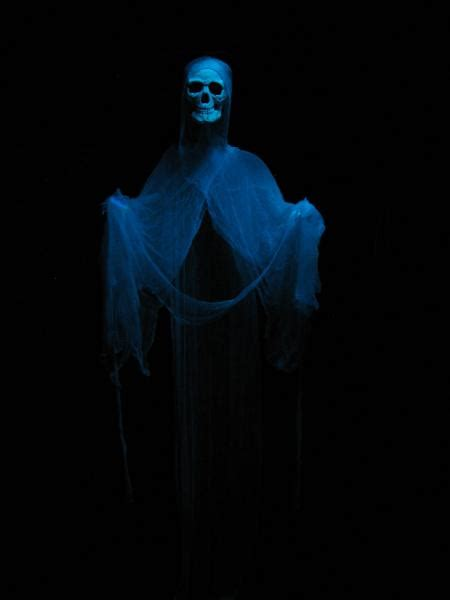 Mechanical White Flying Crank Ghost