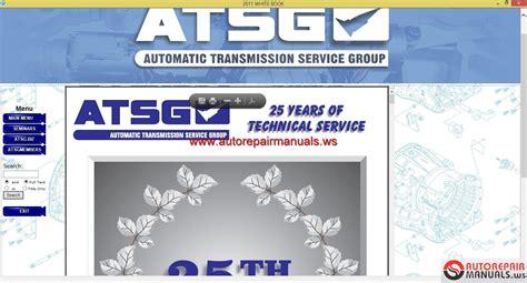 atsg automatic transmission service 2012 auto repair manual forum heavy equipment