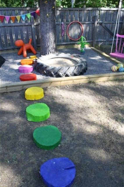creative  fun outdoor kids play areas digsdigs