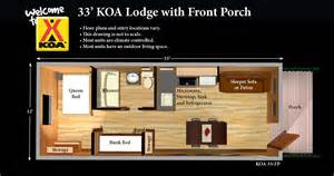 cabin layout plans diy koa cabin plan plans free