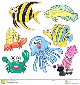 images of cartoon sea creatures - Google Search | see ...