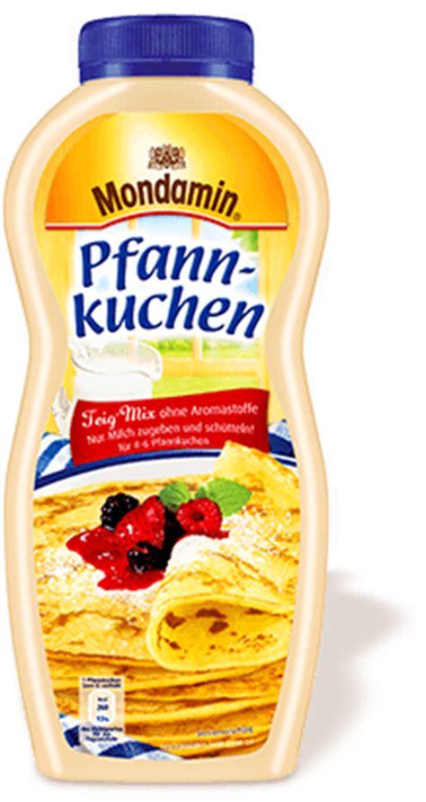 pfannkuchen teig mix mondamin produkte