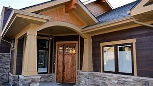 Allura - Timber Series Siding - Rustic - Entry - Other