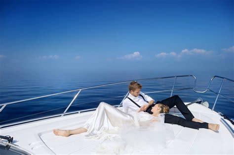 Wedding Reception Yacht Charters Seattle