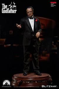 BLITZWAY – THE GODFATHER – Vito Corleone – Superb Scale ...