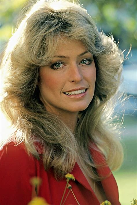 You'll go step by step through the process to and up with a fantastic finished result. Farrah Fawcett   Hair highlights, Hair styles, Womens ...