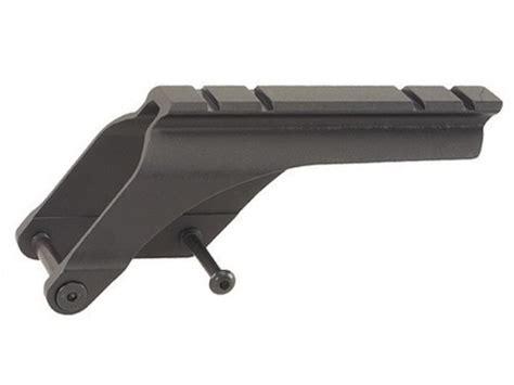 mount remington saddle shotgun 870 weaver millett 1100 gauge matte right hand mossberg loading ga midwayusa
