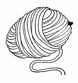 Yarn Ball Clipart Wool Drawing Clip Coloring Dots Octopus Sketch Connect Knitting Hag Sea Cliparts Request Drawings Printable Fairy Graphics sketch template