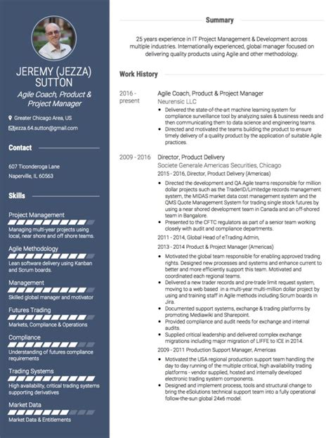 Visual Resume Creator by Top Free Resume Builders You Need To Try Speedinvest Heroes