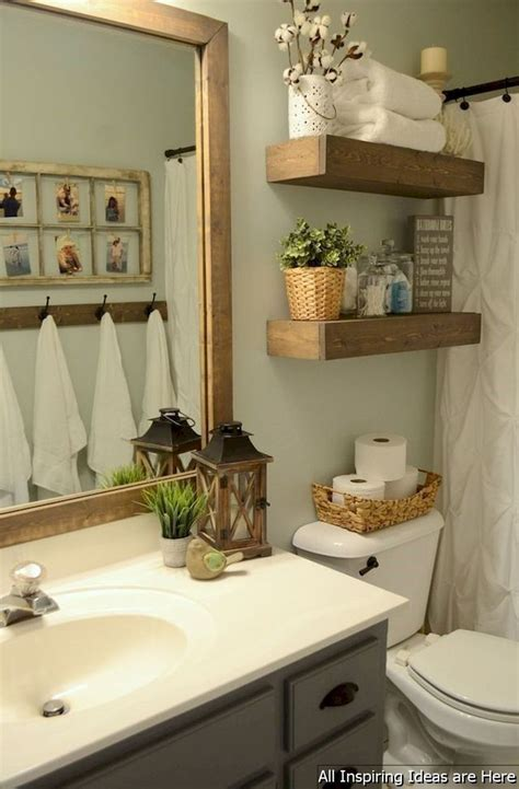 Uncategorized 34 Decorating Ideas For Bathrooms
