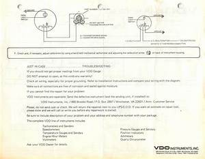 Thesamba Com    Vdo Tachometer