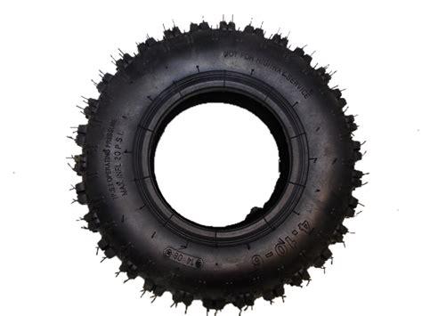 pneu avant 6 pouces mini enfant