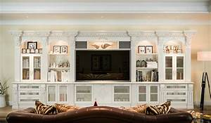 Entertainment Center Design Trends: French Style - Closet