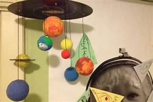 Homemade Solar System Model - Pics about space