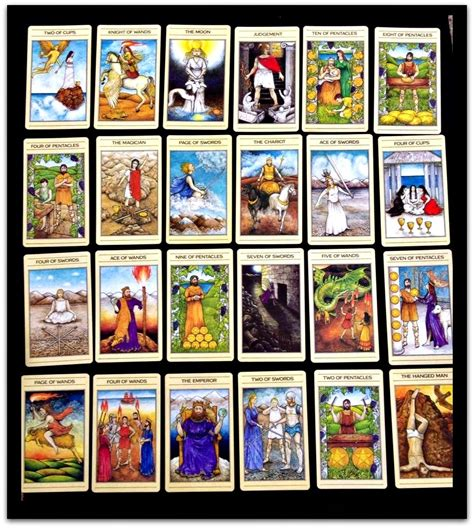 image gallery mythic tarot